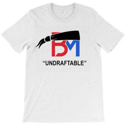 Undraftable T-shirt Designed By 4905 Designer