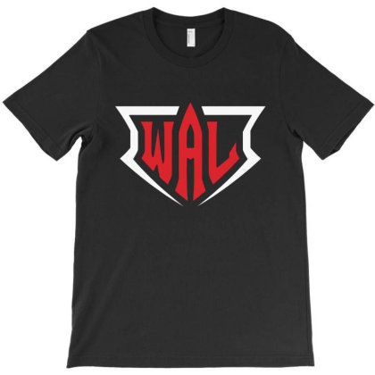 World Armwrestling League T-shirt Designed By 4905 Designer