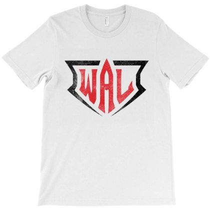 World Armwrestling League Vintage T-shirt Designed By 4905 Designer