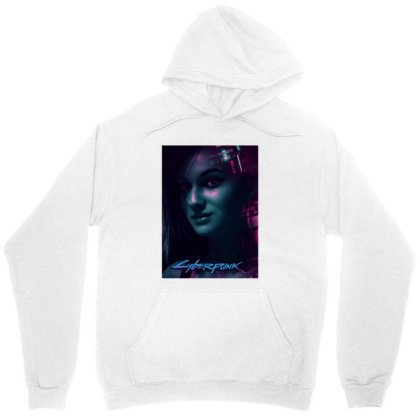 2077 Judy Unisex Hoodie Designed By Hot Trends
