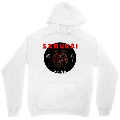 A Japanese Samurai Bear Unisex Hoodie Designed By Hot Trends