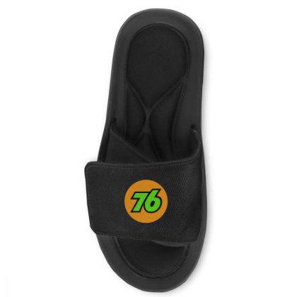 76 Oil Union Vintage Slide Sandal Designed By Hot Trends