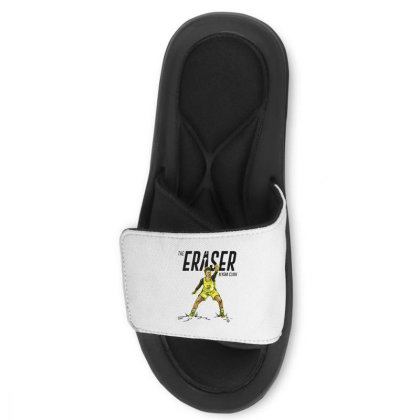 Alysha Clark The Eraser Slide Sandal Designed By Rosdiana Tees