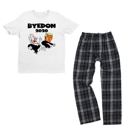 American Election Youth T-shirt Pajama Set Designed By Rosdiana Tees