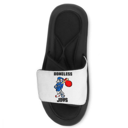 Apologize For Wearing Homeless Jays Slide Sandal Designed By Rosdiana Tees