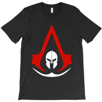 New Assassins Creed Odyssey T-shirt Designed By 4905 Designer