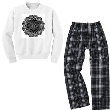 Inbound Youth Sweatshirt Pajama Set Designed By Diyaachandak