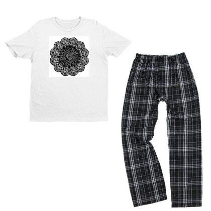 Inbound Youth T-shirt Pajama Set Designed By Diyaachandak