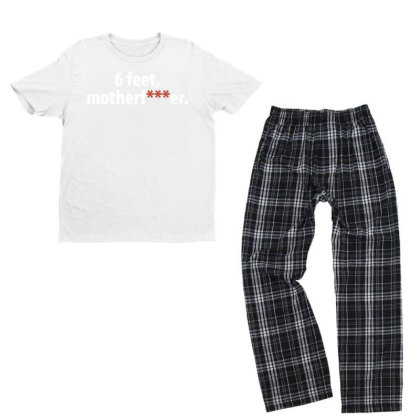6 Seet Youth T-shirt Pajama Set Designed By Hot Trends