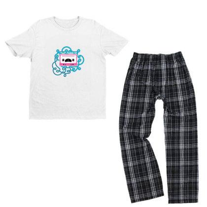 I'm All Mixed Up Youth T-shirt Pajama Set Designed By Asatya