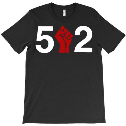 5 Fist 2 T-shirt Designed By Hot Trends