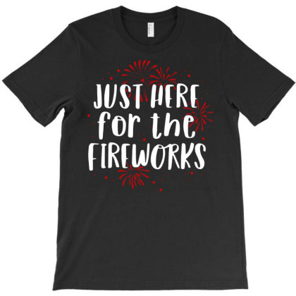 4th Of July For Women Just Here T-shirt Designed By Hot Trends