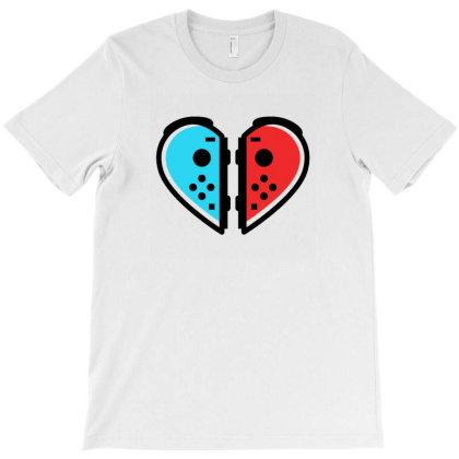 Love Gamepad2 T-shirt Designed By Fahmifutri