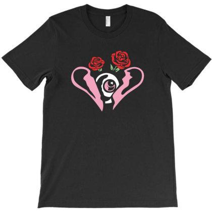 Broken Heart T-shirt Designed By Fahmifutri