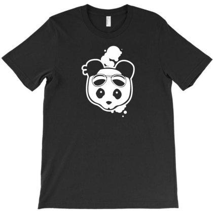 Panda T-shirt Designed By Fahmifutri