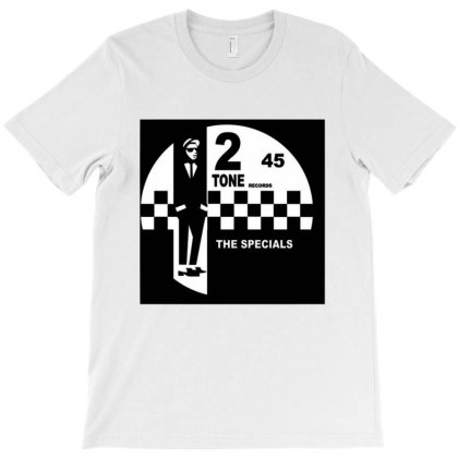 2 Tone Records The Special T-shirt Designed By Hot Trends