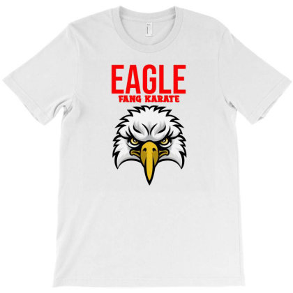 Eagle Fang Karate 2021 T-shirt Designed By Cloudystars
