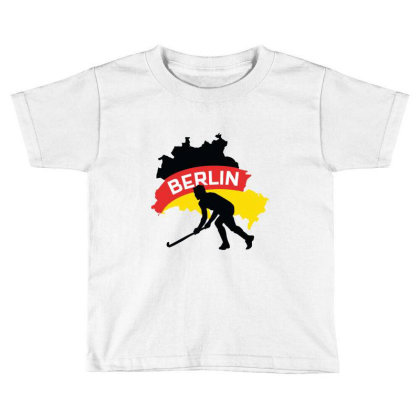Germany Ice Hockey Toddler T-shirt Designed By Cloudystars
