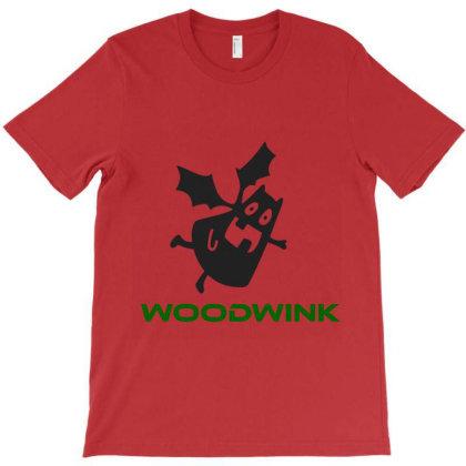 Woodwink T-shirt Designed By Artmaker79