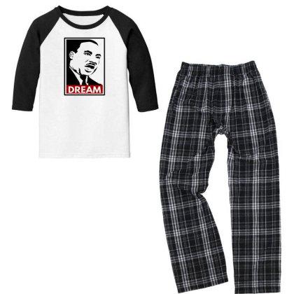 Dream Youth 3/4 Sleeve Pajama Set Designed By Fahmifutri
