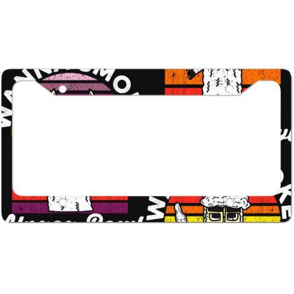 Wanna Smoke Alpaca Bowl License Plate Frame Designed By Grafixbychawki