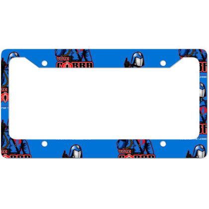 Lesser Evil License Plate Frame Designed By Frendos