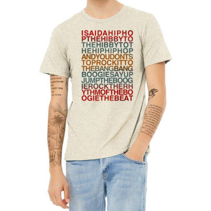 Sugarhill Gang Heather T-shirt Designed By Daddy's Shop