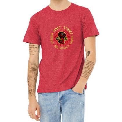 The Karate Kids Heather T-shirt Designed By Elga Vaniaputri