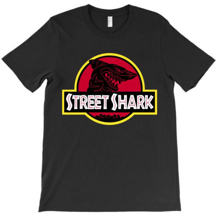 Streetshark T-shirt Designed By Raffiti