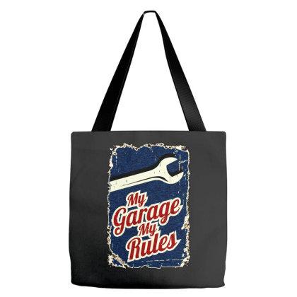 Garage Car Tote Bags Designed By Zig Street