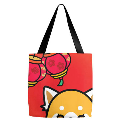 Happy New Year Aggretsuko Lunar New Year 2021 T Shirt Tote Bags Designed By Ryan2204
