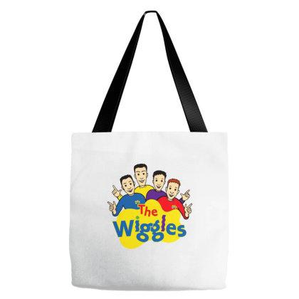 Wiggles Logo 2003 Tote Bags Designed By Jordan Shop