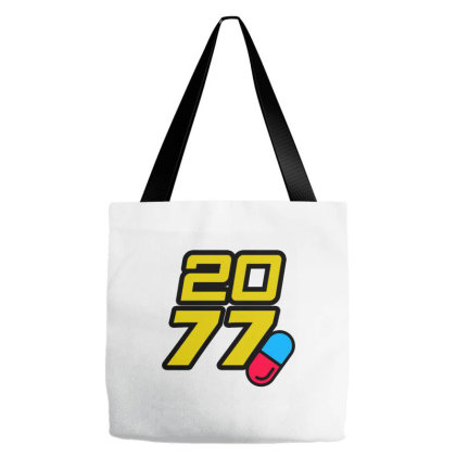 A Design For Cyberpunk 2077 Fans Tote Bags Designed By Brave Tees