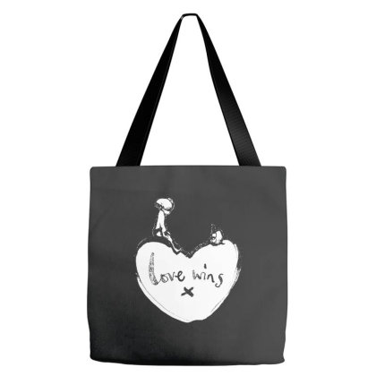 Love Wins Tote Bags Designed By Star Store