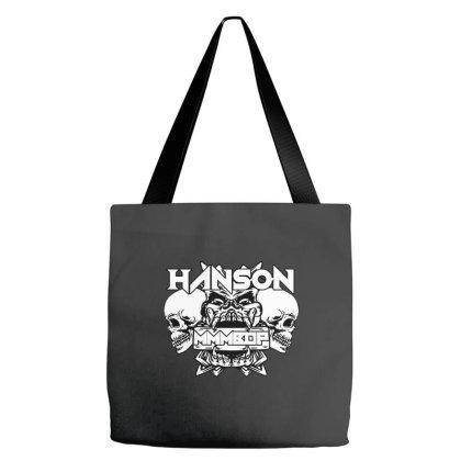 Hanson Metalbob Tote Bags Designed By Brave Tees