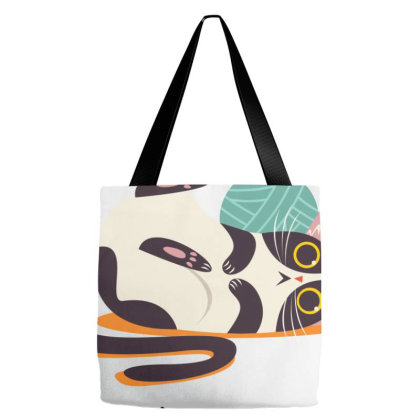 Are You Kitten Me Right Meow Tote Bags Designed By Buckaro