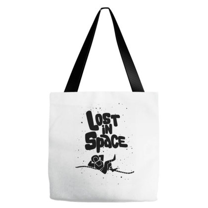 Lost In Space Tote Bags Designed By Star Store