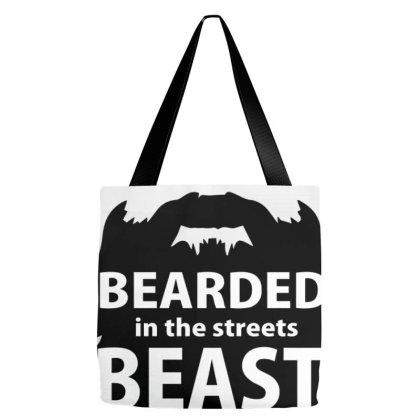 Beared Men Are In Tote Bags Designed By Oceaneyes