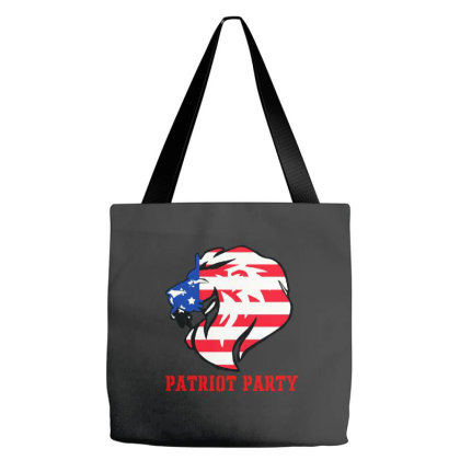 Lion Head Tote Bags Designed By Star Store