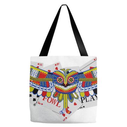 Owl Card Tote Bags Designed By Oceaneyes