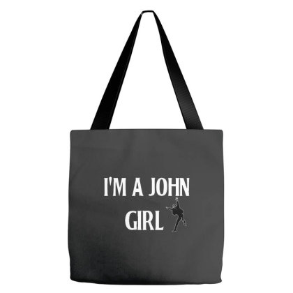 John Girl Tote Bags Designed By Star Store