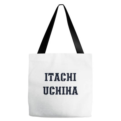 Itachi Uchiha Tote Bags Designed By Star Store
