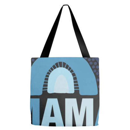 Mama Shirt Tote Bags Designed By Oceaneyes