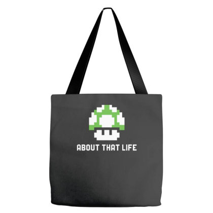About That Life Tote Bags Designed By Prakoso77