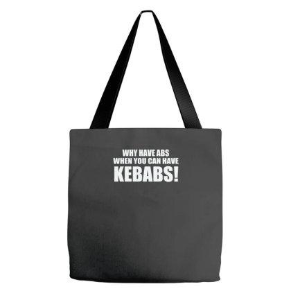 Abs Kebabs Tote Bags Designed By Prakoso77