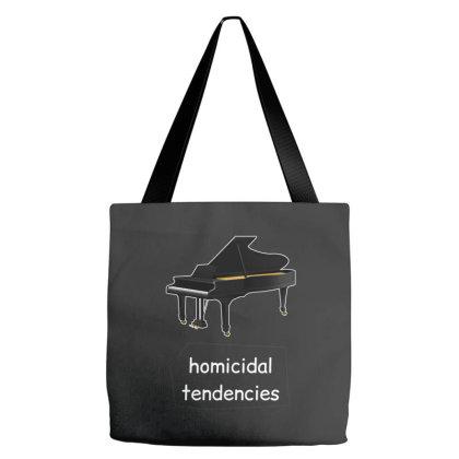 Homicidal Tendencies Tote Bags Designed By Star Store