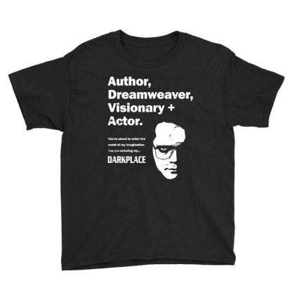 Author Dreamweaver Darkplace Youth Tee Designed By Richard Art