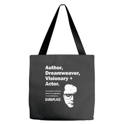 Author Dreamweaver Darkplace Tote Bags Designed By Richard Art