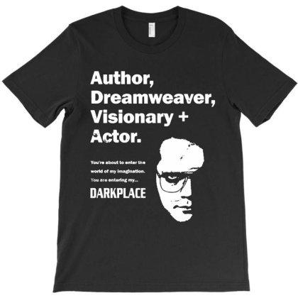 Author Dreamweaver Darkplace T-shirt Designed By Richard Art