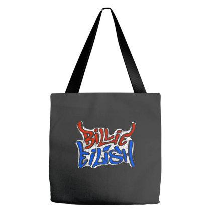 Eilish Vintage Tote Bags Designed By Lylolyla